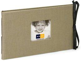 Noci Platinum Cloth Photo Album (4.5x6.75)