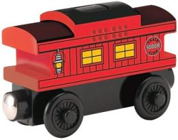 Thomas & Friends Wooden Vehicle - Musical Caboose