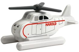 Thomas & Friends Wooden Vehicle - Harold the Helicopter