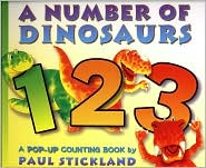 Number of Dinosaurs a Pop-Up Counting Book