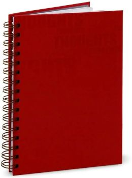 Thoughts Red Journal
