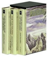 The Lord of the Rings Boxed Set (Fellowship of the Ring, Two Towers, Return of the King)
