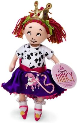 Doll Fancy Nancy: 9 inches