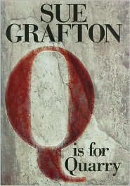 Q Is for Quarry (Kinsey Millhone Series #17)