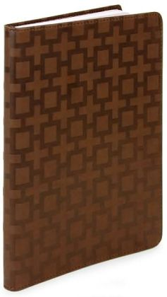 Jonathan Adler Kensington Journal Brown (6.25x8.25)