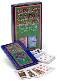 Great Card Games Book and Kit