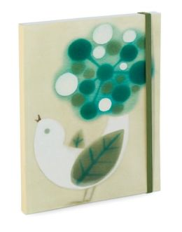 Xenia Birds and Trees Flexi-Bound Journal (6