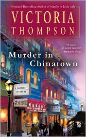 Murder in Chinatown (Gaslight Mystery Series #9)