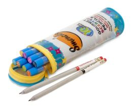 Smencils Gourmet-Scented Pencils in Pouch - Set of 10