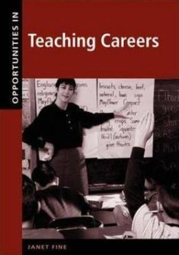 Opportunities in Teaching Careers