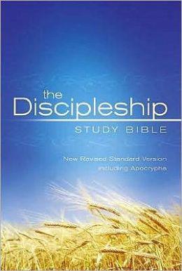 Discipleship Study Bible-NRSV