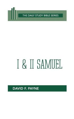 First And Second Samuel (Dsb-Ot)