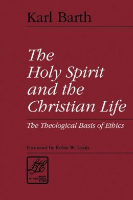 Holy Spirit And Christian Life