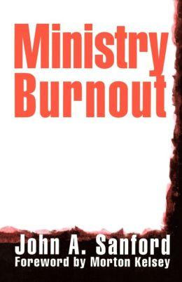 Ministry Burnout