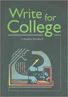 Great Source Write College: Student Edition Softcover Grades 11-13