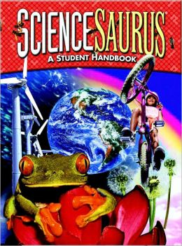 Great Source ScienceSaurus: Red Softcover Grades 02- 03