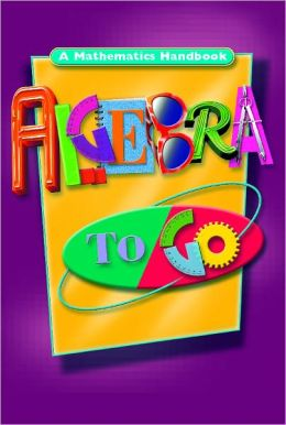 Great Source Algebra to Go: Student Edition Handbook (softcover)