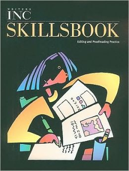 Great Source Writer's Inc.: Student Edition Skills Book Grade 11