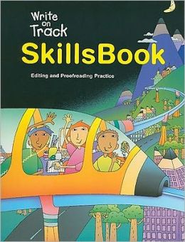 Great Source Write on Track: Student Edition Skills Book