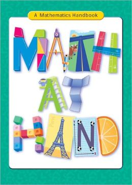 Great Source Math at Hand: Handbook Hardcover Grade 5