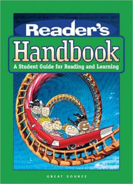 Great Source Reader's Handbooks: Handbook Hardcover Grade 3