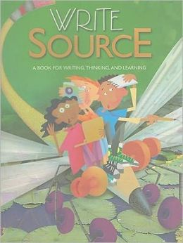 Write Source: Student Edition Softcover Grade 4 2006