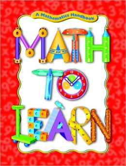 Great Source Math to Learn: Student Handbook