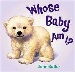 Whose Baby Am I? Board Book