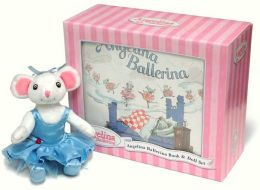 Angelina Ballerina Book & Doll Set