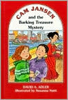 The Barking Treasure Mystery (Cam Jansen Series #19)
