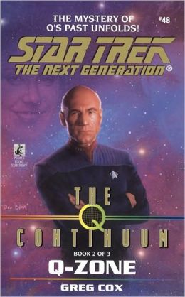 Star Trek The Next Generation #48: The Q-Continuum #2: Q-Zone