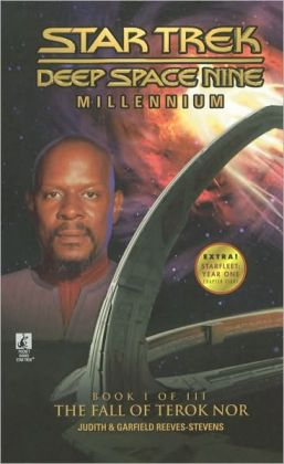 Star Trek Deep Space Nine: Millennium #1: The Fall of Terok Nor