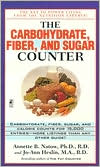 Carbohydrate, Fiber, and Sugar Counter