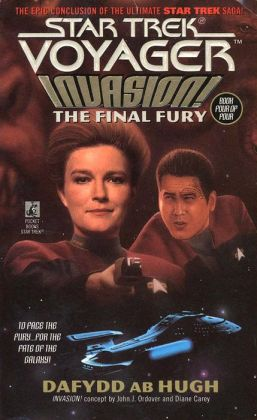 Star Trek Voyager #9: Invasion! #4: The Final Fury