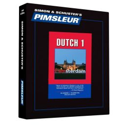 Dutch: Learn to Speak and Understand Dutch with Pimsleur Language Programs