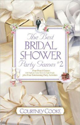 Best Bridal Shower Party Games #2
