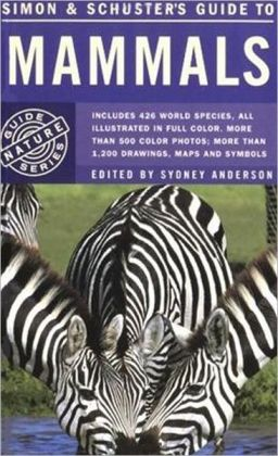 Simon and Schuster Guide to Mammals