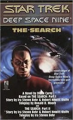 Star Trek Deep Space Nine: The Search