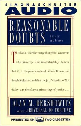 Reasonable Doubts (2 Cassettes)