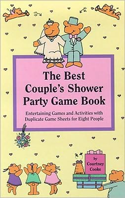 Best Couple's Shower Party Game Book