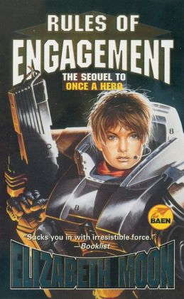 Rules of Engagement (Serrano Legacy Series #5)