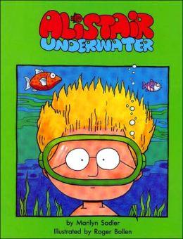 Alistair Underwater