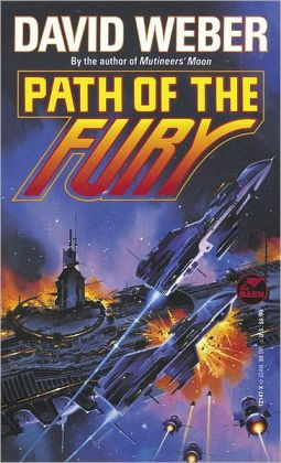 Path of the Fury (Fury Series #1)