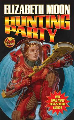 Hunting Party (Serrano Legacy Series #1)