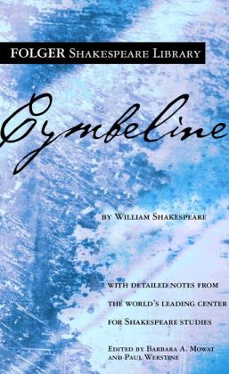 Cymbeline (Folger Shakespeare Library Series)
