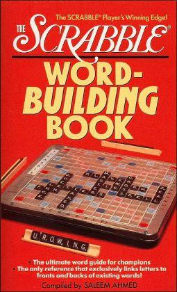 SCRABBLE ® Word Building Book
