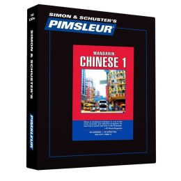 Pimsleur Comprehensive Chinese Mandarin Level I