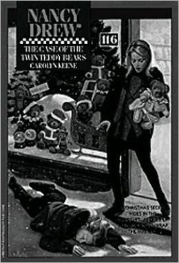 The Case of the Twin Teddy Bears (Nancy Drew Series #116)