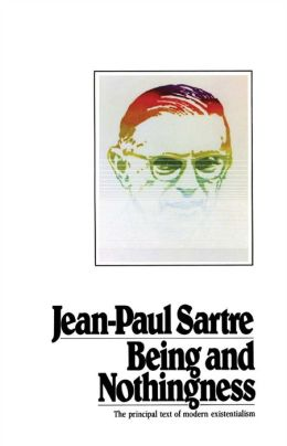 being essay in nothingness ontology phenomenological Is reading sartre's 'being and nothingness' 'worth' the effort for someone who is interested in these sorts of things but not extremely well versed in modern philosophy being and nothingness: an essay on phenomenological ontology.