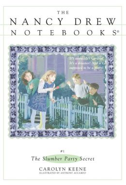 The Slumber Party Secret (Nancy Drew Notebooks Series #1)